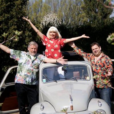 Die Verrückten 50er - Eine musikalische Zeitreise durch die 50er Jahre